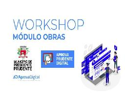 Prefeitura anuncia workshop online para público-alvo do Aprova Prudente Digital